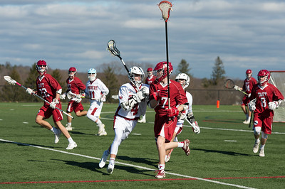 Boys' JV Lacrosse vs Gunnery