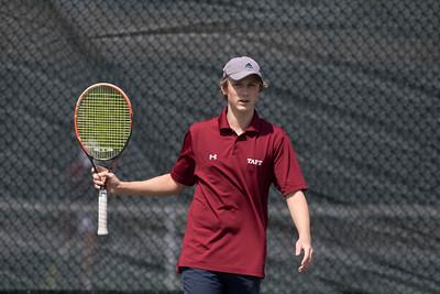 Boys' JV Tennis vs Deerfield