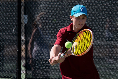 Boys JV Tennis vs Avon Old Farms