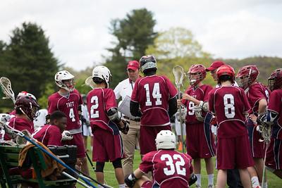 Boys' Thirds Lacrosse vs Kent