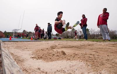 Boys' Track & Field