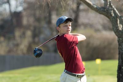 Boys' Varsity Golf
