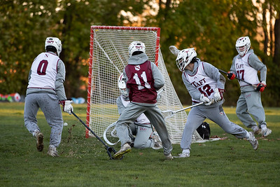 Boys' Performance Lacrosse