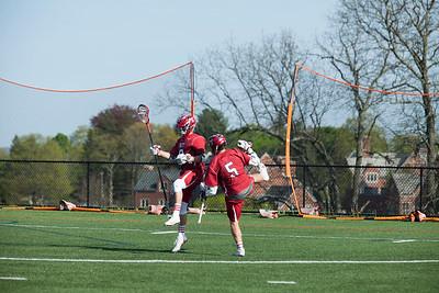 Boys' Varsity Lacrosse