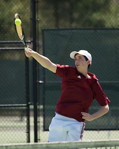 Boys' Varsity Tennis v Hotchkiss