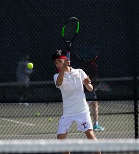 Boys' Varsity Tennis v Deerfield