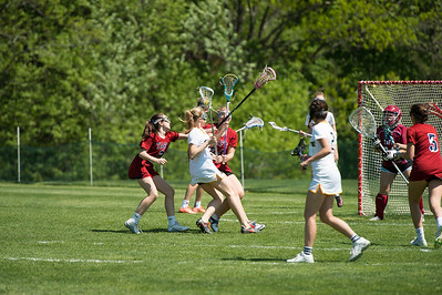 Girls' JV Lacrosse v Choate