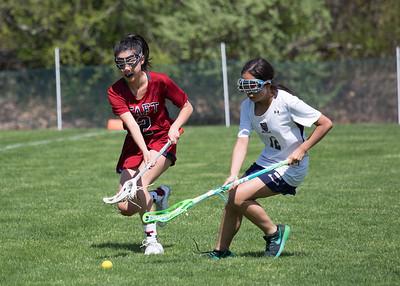 Girls' JV Lacrosse vs Kent