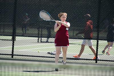 Girls' JV Tennis v Westover