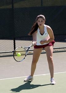 Girls' JV Tennis vs Kent