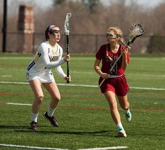 Girls' Varsity Lacrosse vs Ethel Walker School