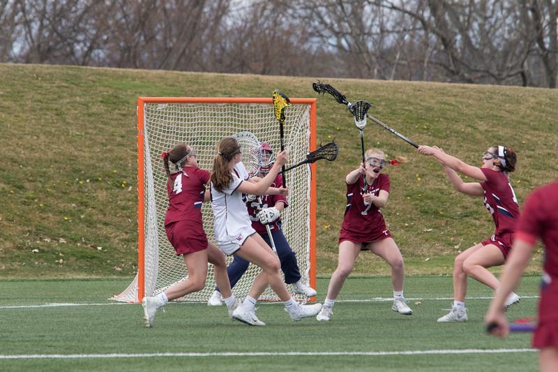 Girls' Varsity Lacrosse v Loomis Chaffee