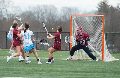 Girls' Varsity Lacrosse vs Canterbury