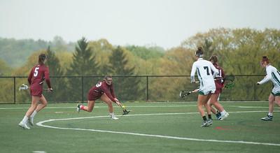 Girls' Varsity Lacrosse v Sacred Heart