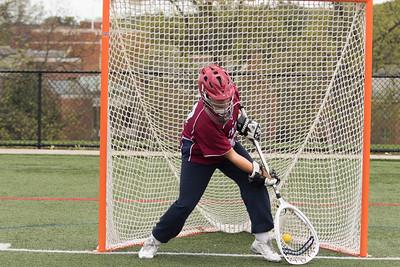 Girls' Varsity Lacrosse vs Greenwich Academy