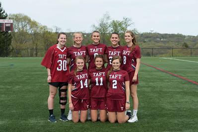 Girls' Varsity Lacrosse 2016