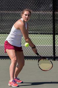 Girls' Varsity Tennis vs Loomis
