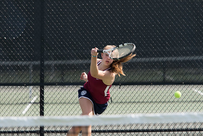 Girls' Varsity Tennis v Deerfield