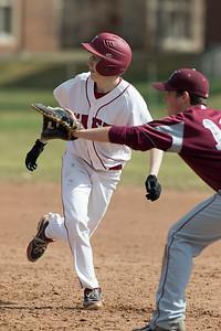 JV Baseball vs Hopkins
