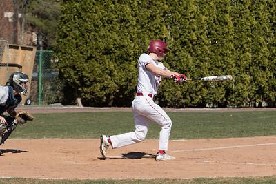 Varsity Baseball v Westminster