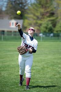 Varsity Softball v Deerfield