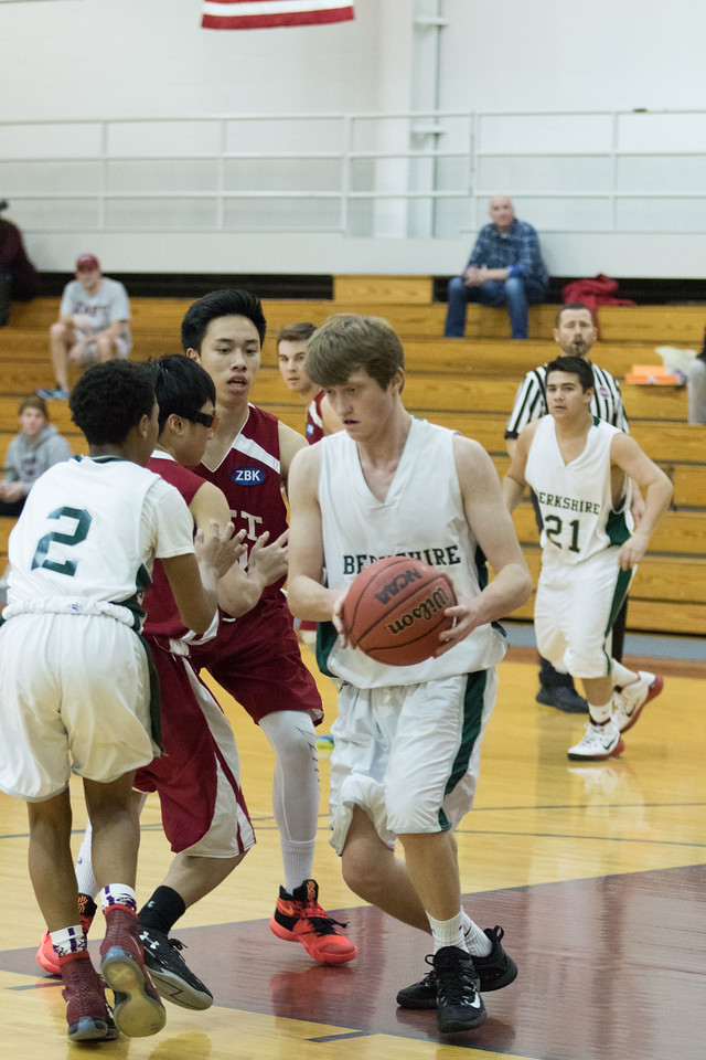 Boys' Junior Varsity Bsketball