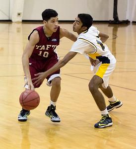 Boys JV Basketball vs Choate