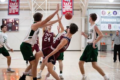 Boys' JV Basketball v Berkshire