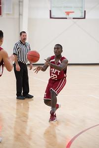 Boys' Junior Varsity Basketball v Gunnery