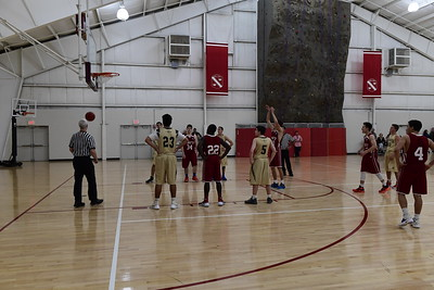 Boys' JV Basketball v Westminster