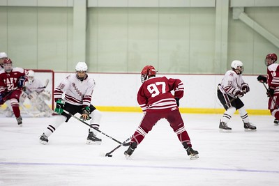 Boys' JV Hockey v Salisbury