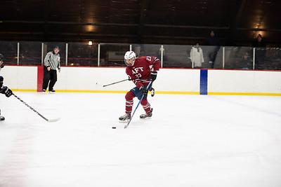 Boys' JV Hockey v Loomis Chaffee