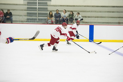 Faculty v Boys' JV Hockey