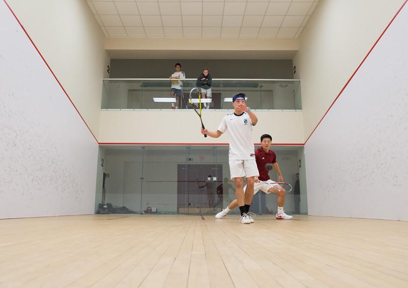 Boys' Junior Varsity  Squash v Choate