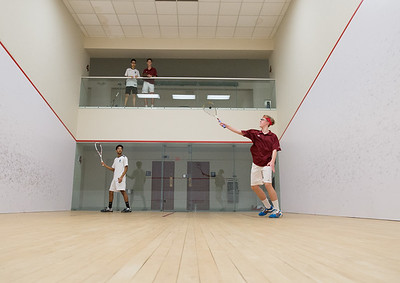 Boys' Junior Varsity  Squash v Choate