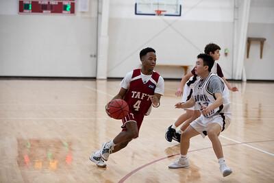 Boys' Thirds Basketball v Loomis Chaffee
