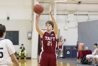 Boys' Thirds Basketball