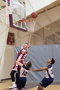 Boys' Thirds Basketball v Hotchkiss
