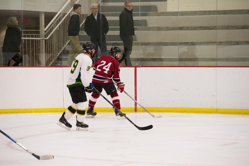 Boys' Thirds Hockey v Forman