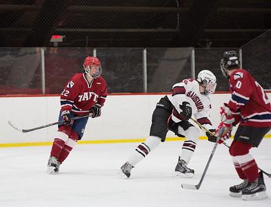 Boys' Thirds Hockey vs Salisbury