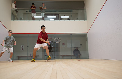 Boys' Thirds Squash v Millbrook