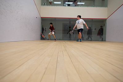 Boys' Thirds Squash v Canterbury