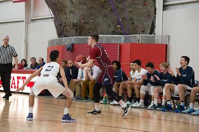 Boys' Varsity Basketball v Hotchkiss