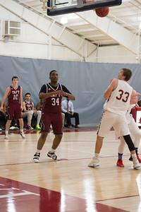 Boys' Varsity Basketball v Gunnery