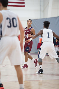Boys' Varsity Basketball v Hotchkiss