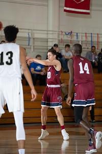 Boys' Varsity Basketball v Westminster