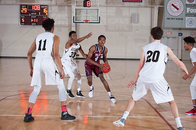 Boys' Varsity Basketball v Westminster