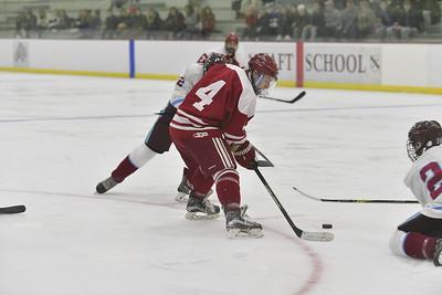 Boys' Varsity Hockey vs Northfield Mount Hermon