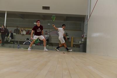 Boys' Varsity Squash v Hopkins