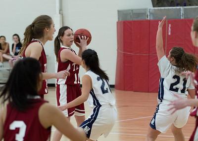 Girls' JV Basketball vs Kent